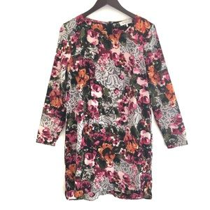 WAYF Floral Shift Dress